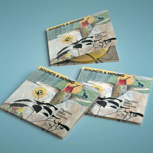 Pochet CD Thomas Belin Quartet