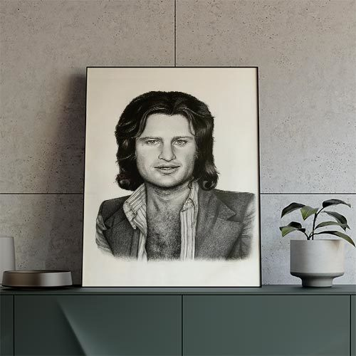 Portrait Mike Brant